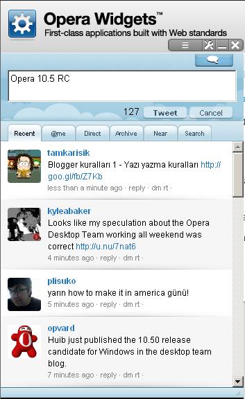 Opera Bileşenleri