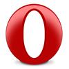CSS ile Yapılmış Opera Logosu